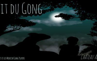 Nuit du Gong à Château Anand